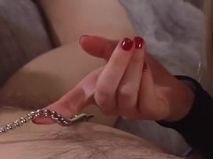 Horny pornstar Aiden Starr in fabulous bdsm, blonde porn video