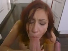 Latina Slut Jade Jantzen Gets The Dick She Desires