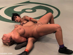 The Dragon (1-0) Vs Mellanie 'the Cowgirl' Monroe (0-1) - Publicdisgrace