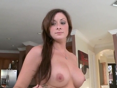 Ashlee Raine learns how to make blowjob