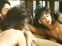 Stud from the 80's with Christy Canyon
