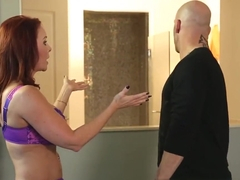 Massage Slut Gets Plowed
