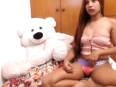 Private amateur masturbation, straight adult record with exotic Angels Cute