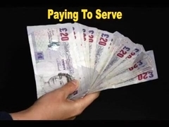 Paying To Serve