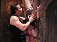 Steven St. Croix  Delilah Strong in Delilah Strong - SexAndSubmission