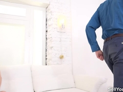 Sell Your GF - Evelina Darling - Leasing gf to a soccer buddy
