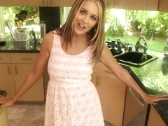 Angelica Lane & Danny Wylde in House Wife 1 on 1