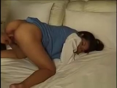 Asian Girl Gets Pussy Licked And Fucked