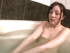 Hottest Japanese model Emiri Suzuhara in Incredible showers, couple JAV movie