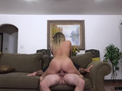 Kinky Family - Blair Williams - Fucking my hot big-ass stepsis
