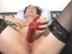sabine red dildo