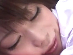 Crazy Japanese girl Hikari Hino in Amazing JAV movie