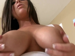 Adella Skyy is too careful to do it hardcore