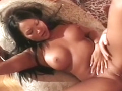 Aaliyah Yi has anal sex with older man