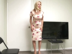 Alexis Fawx: Wax My Knob - Over40Handjobs