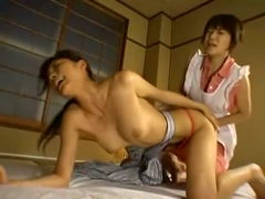 Asian Futanari Couple