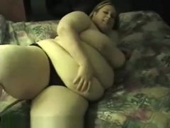 Ssbbw Plays With Gorgeous Fat Body