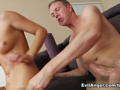 Francesca Le,India Summer,Mark Wood in Real Anal Booty Calls #02, Scene #04