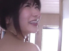Amazing Japanese chick Anri Okita in Crazy JAV censored Bathroom, Hairy clip