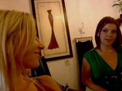 Sammie Rhodes now is having sex with two new lesbian bitches