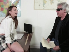 Best pornstars Will Powers, Brooklyn Chase in Hottest MILF, Redhead porn clip