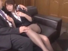 Hottest Japanese whore Akiho Yoshizawa in Fabulous Blowjob/Fera JAV scene