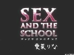 Crazy Japanese whore Ria Sakuragi, Rina Aina in Hottest Hardcore, DP/Futa-ana JAV movie