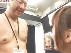 Incredible Japanese model Fuka Nanasaki in Fabulous Facial, Handjobs JAV video