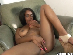 Amber Cream in Masturbation Movie - AtkExotics