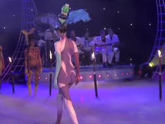 Body Painting Nude Fashion Show 3