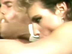 Christy Canyon and Erica Boyer fuck Peter North