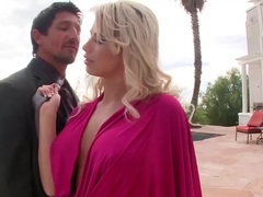 Amazing pornstar Brooke Haven in exotic blonde, swallow xxx clip