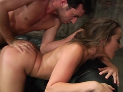 Dani Daniels loves getting her moist pussy slammed