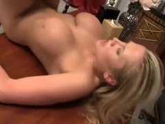 Fabulous pornstar Alanah Rae in amazing straight, big tits adult movie