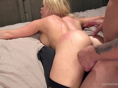 Nikki Delano & Mr. Pete in Nikki's Anal Surrender - SexAndSubmission