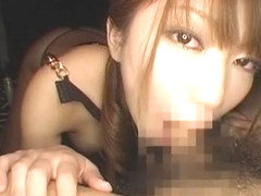 Horny Japanese chick Hikari Hino in Best Fetish, POV JAV movie