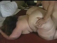 Mature SSBBW doggystyle