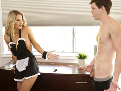 Bella Rose in Sister Lost A Bet - NUBILESPorn