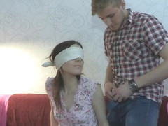 Josh & Lizaveta K & Edward in Punished With Raw Ass Fuck - SellYourGF