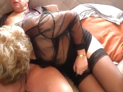 Hottest Amateur Shemale clip with Blowjob, Lingerie scenes