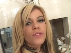 Crazy pornstar Gia Paloma in horny anal, threesomes adult video