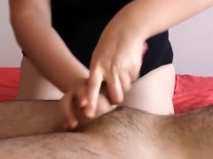 Handjob-Lingam massage