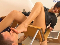 Vanessa Videos - Under-Feet