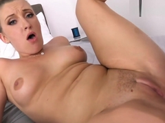 Sweet Amateur Harley Jade Analyzed While Being Filmed