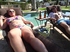 Beautiful Chunky Cunt on Vacation