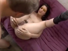 Amazing Homemade record with Anal, Cunnilingus scenes