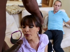 Horny pornstar in Best HD, Interracial adult movie
