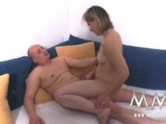 MMVFilms Video: Young Blonde Slut
