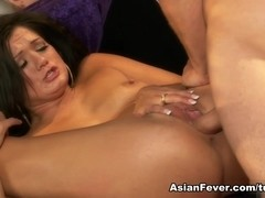 CeCe Stone in Asian Party Sluts #8