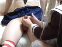 Crazy Homemade Shemale video with Masturbation, Teens scenes